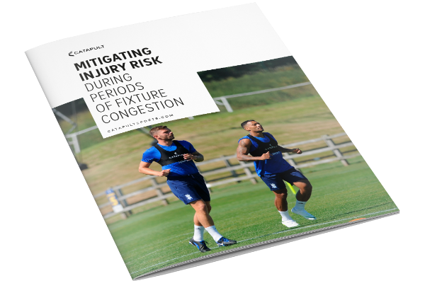 Mitigating Injury Risk During Periods of Fixture Congestion